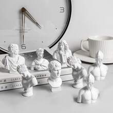 1pc Sculpture Design Decorative Object
