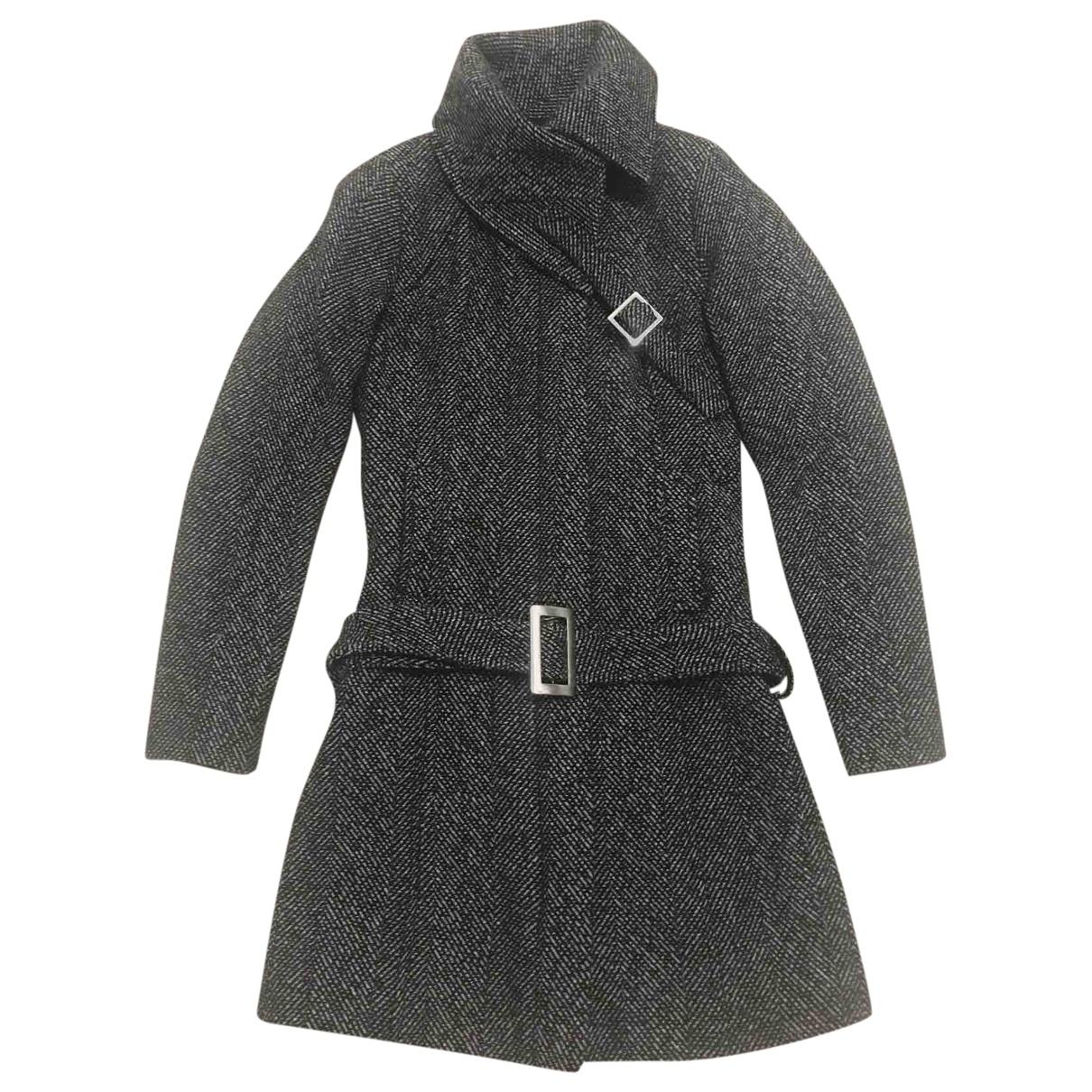 Imperial - Manteau   pour femme en laine - multicolore