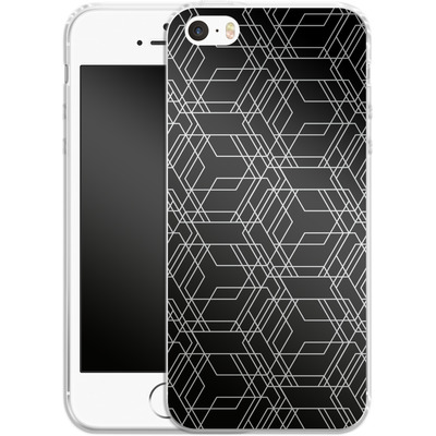 Apple iPhone 5s Silikon Handyhuelle - Disorient von caseable Designs