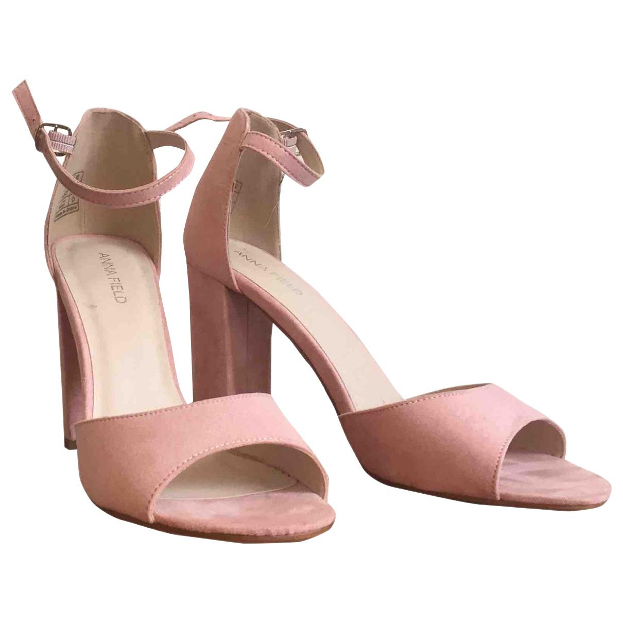 - Escarpins   pour femme - rose