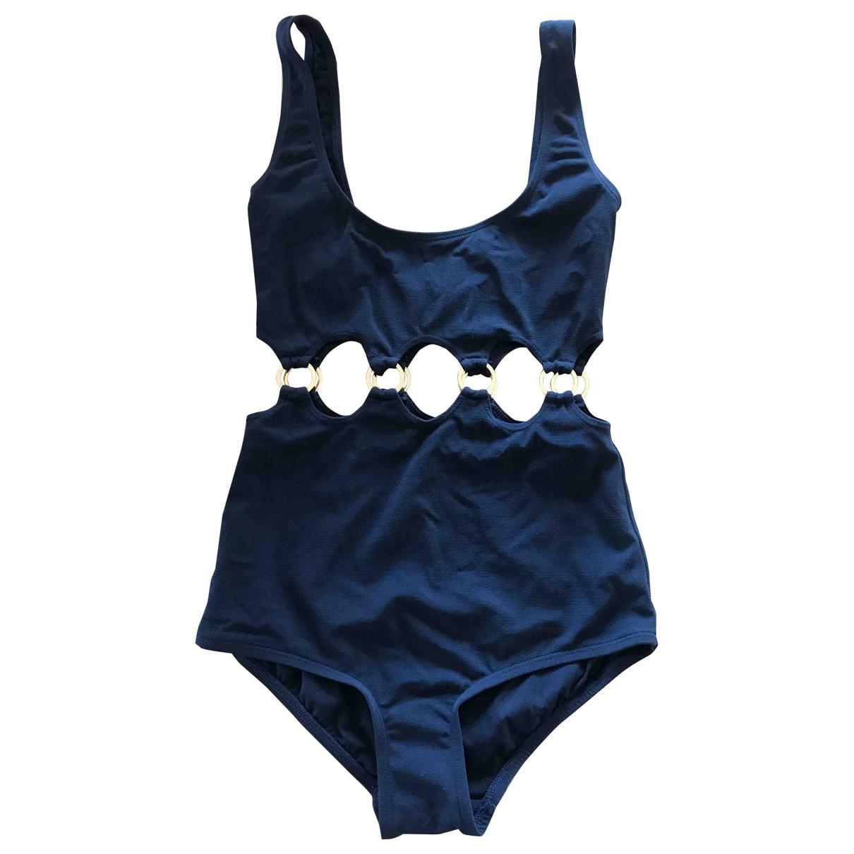 Michael Kors - Bain   pour femme en lycra - bleu
