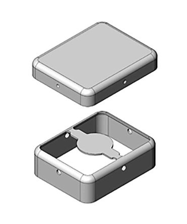 Masach Tech Cover for use with Board Level Shielding, PCB - 16.8mm Length