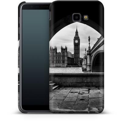 Samsung Galaxy J4 Plus Smartphone Huelle - Houses Of Parliament von Ronya Galka