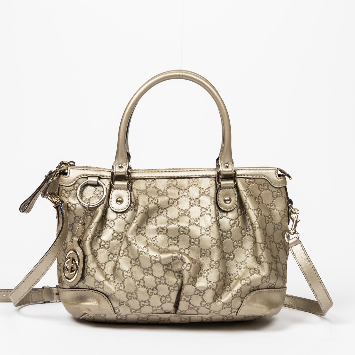 Gucci Sukey Handtasche in Leder