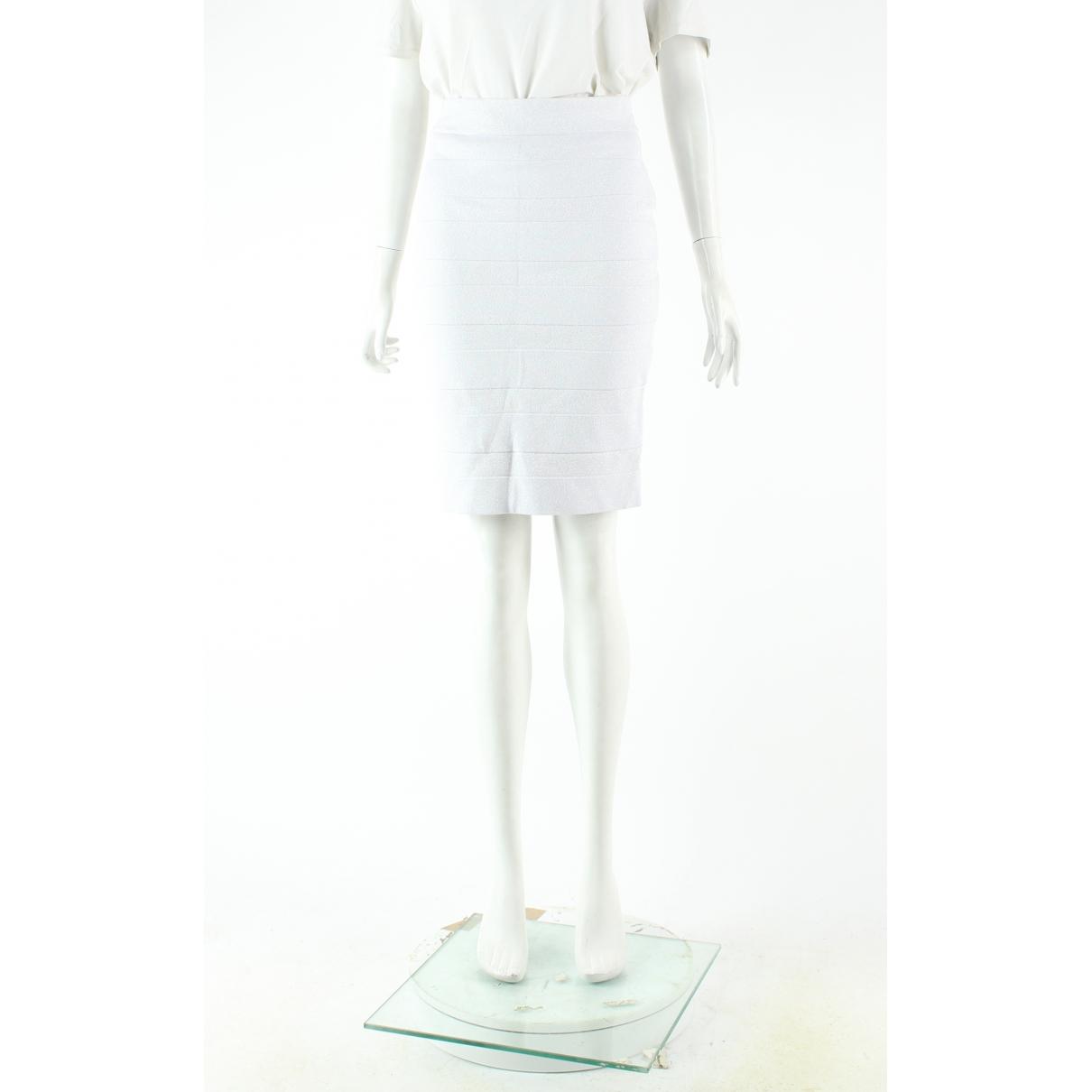 Alaia - Jupe   pour femme - blanc
