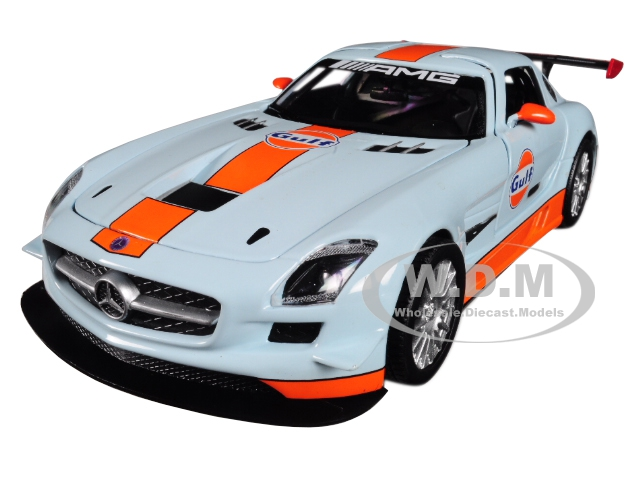 Mercedes Benz SLS AMG GT3 with