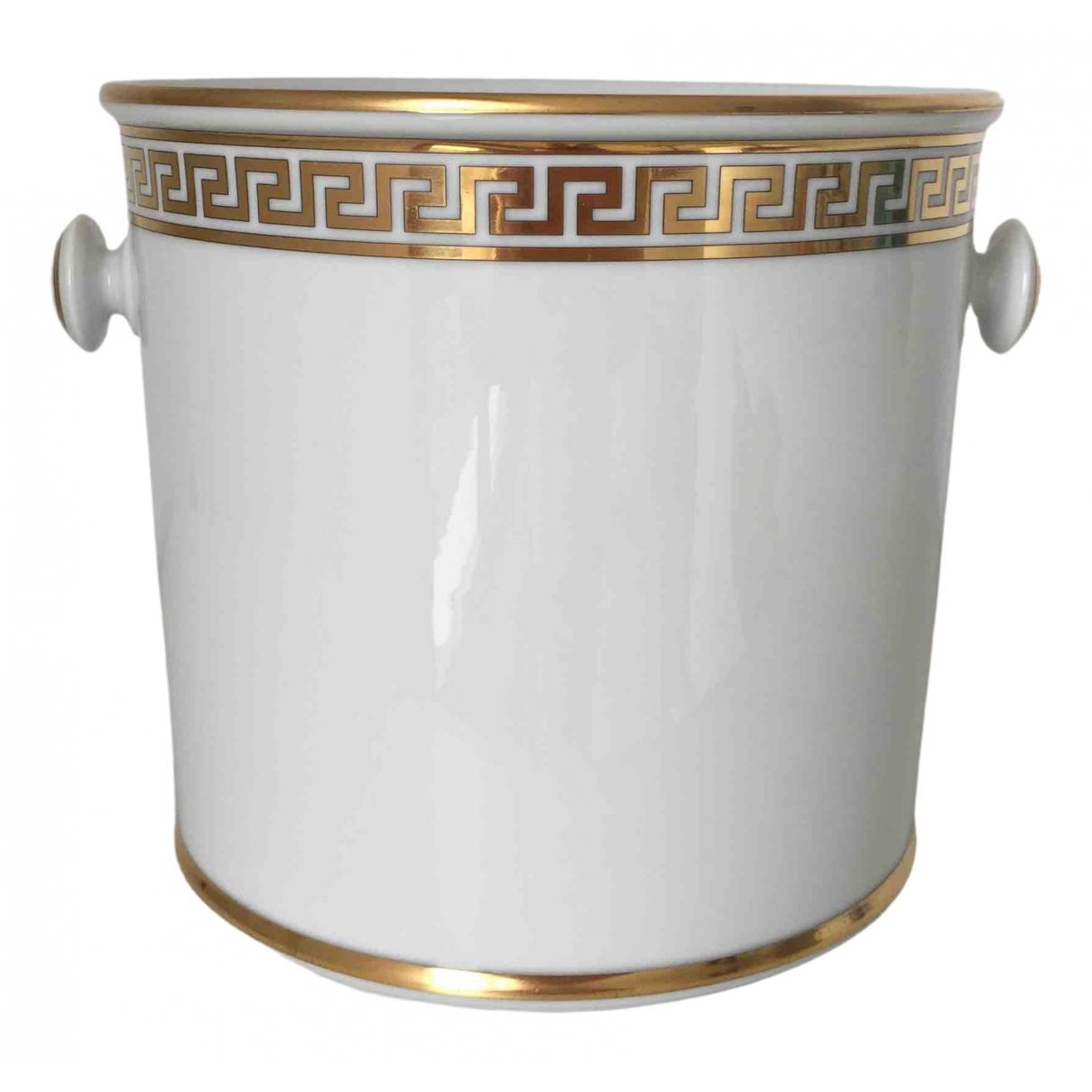 Jarron de Porcelana Versace