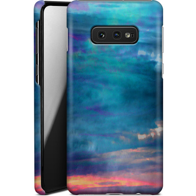 Samsung Galaxy S10e Smartphone Huelle - Ocean Sky von Amy Sia