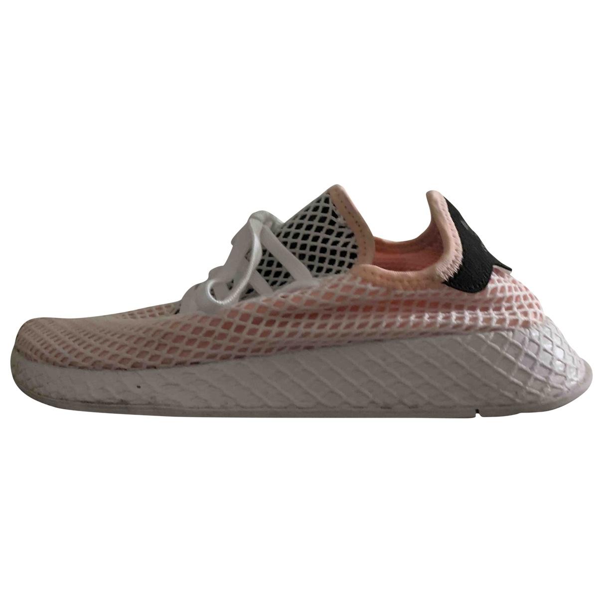 Adidas Deerupt Runner Trainers for Women 8 US
