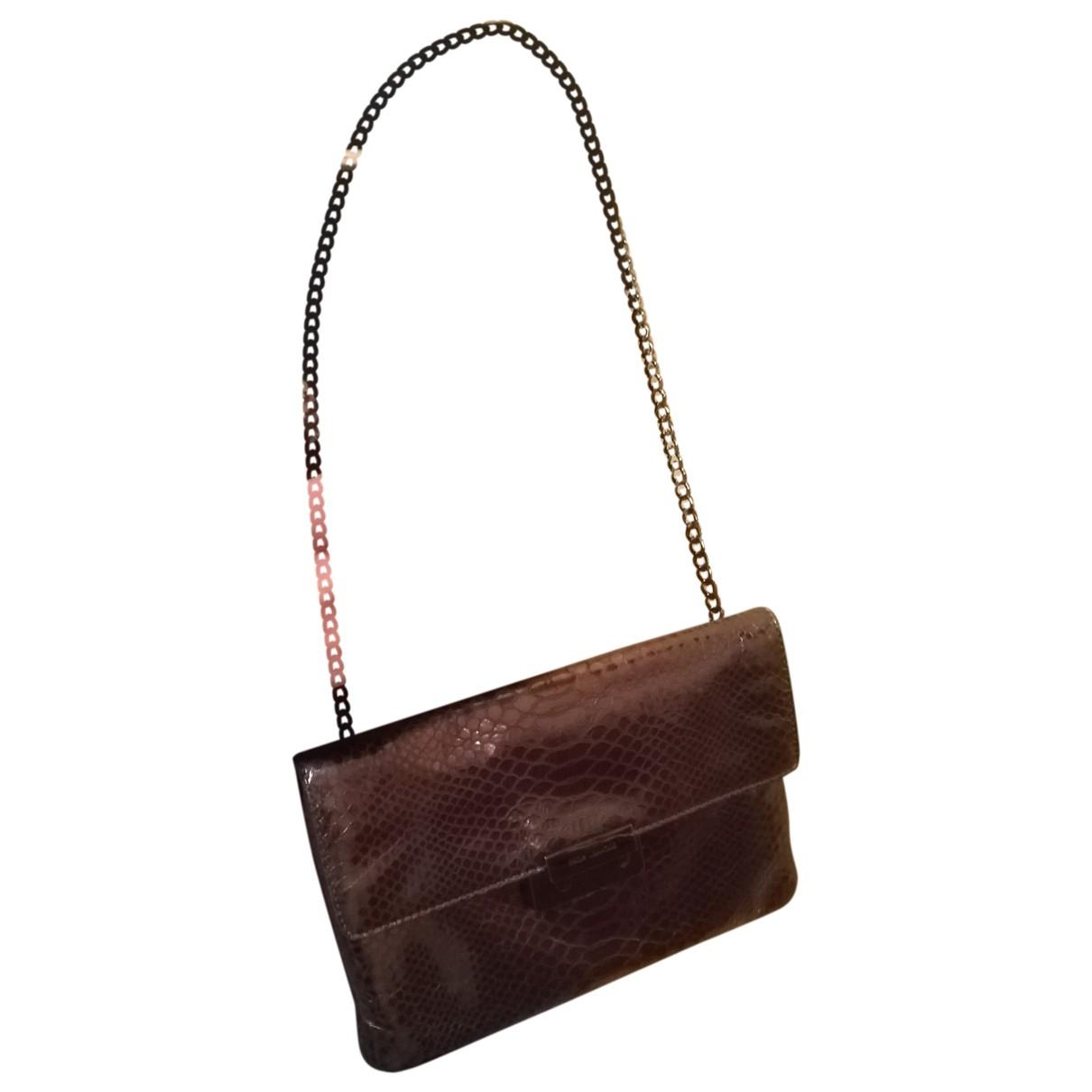 Michael Kors Vivianne Silver Leather handbag for Women \N