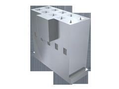Samtec , ISDM Male Crimp Connector Housing, 2.54mm Pitch, 20 Way, 2 Row (1000)