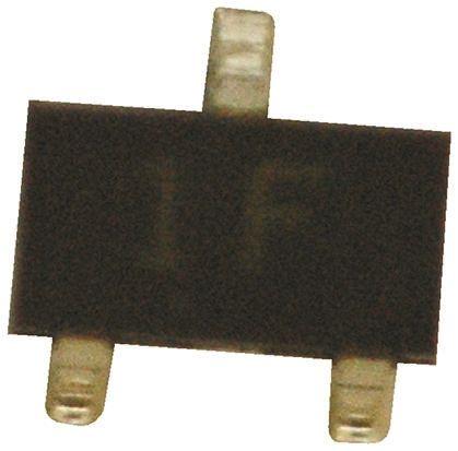 Toshiba , RN1407(TE85L,F) NPN Digital Transistor, 100 mA 50 V 10 kΩ, Ratio Of 0.21, 1, 3-Pin SMini (25)