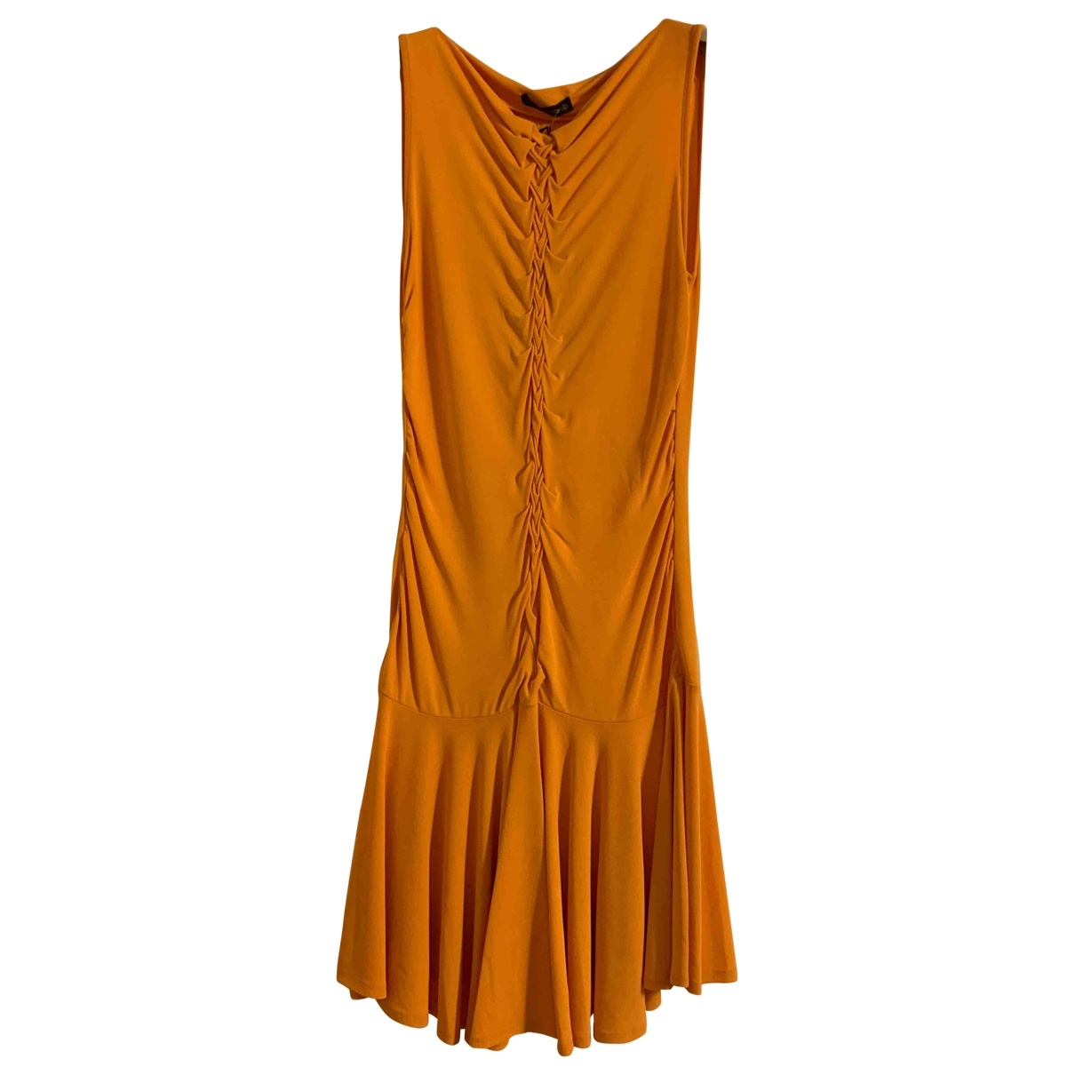Plein Sud \N Kleid in  Gelb Synthetik