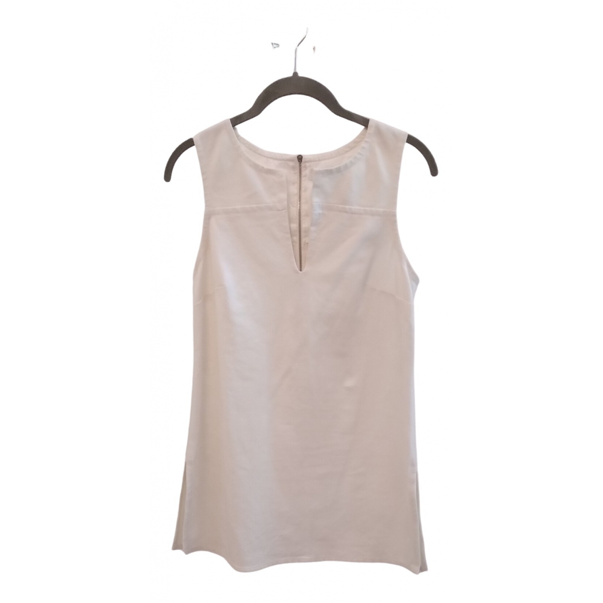Max Mara \N White Cotton  top for Women 38 FR