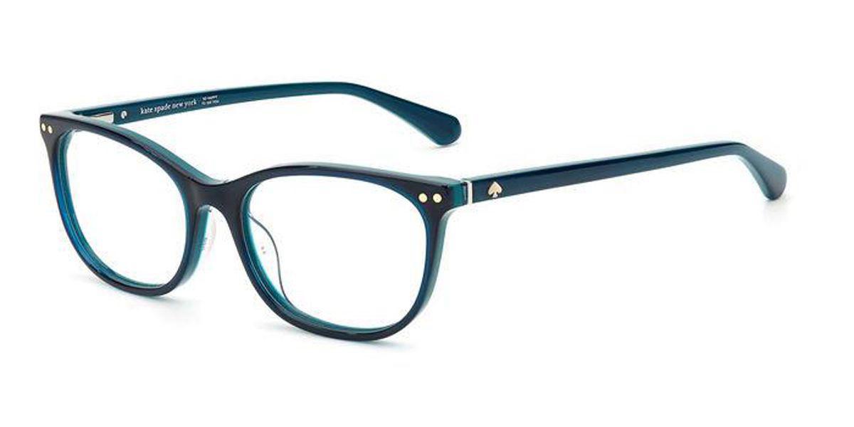 Kate Spade RAELYNN ZI9 Women's Glasses Green Size 51 - Free Lenses - HSA/FSA Insurance - Blue Light Block Available