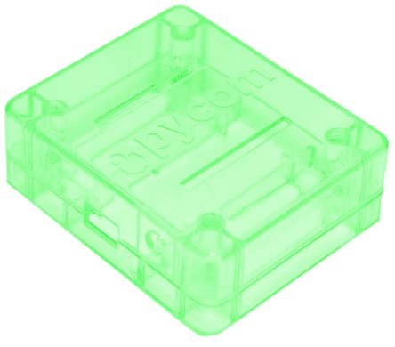 Pycom Case for WiPy/LoPy/SiPy boards - Green