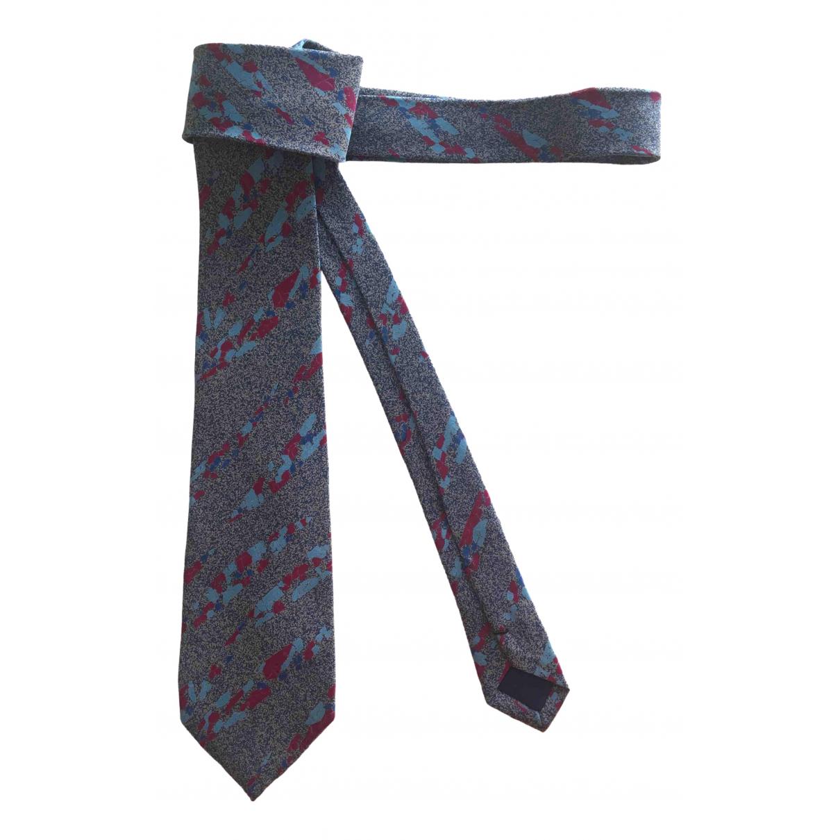 Corbata de Seda Issey Miyake