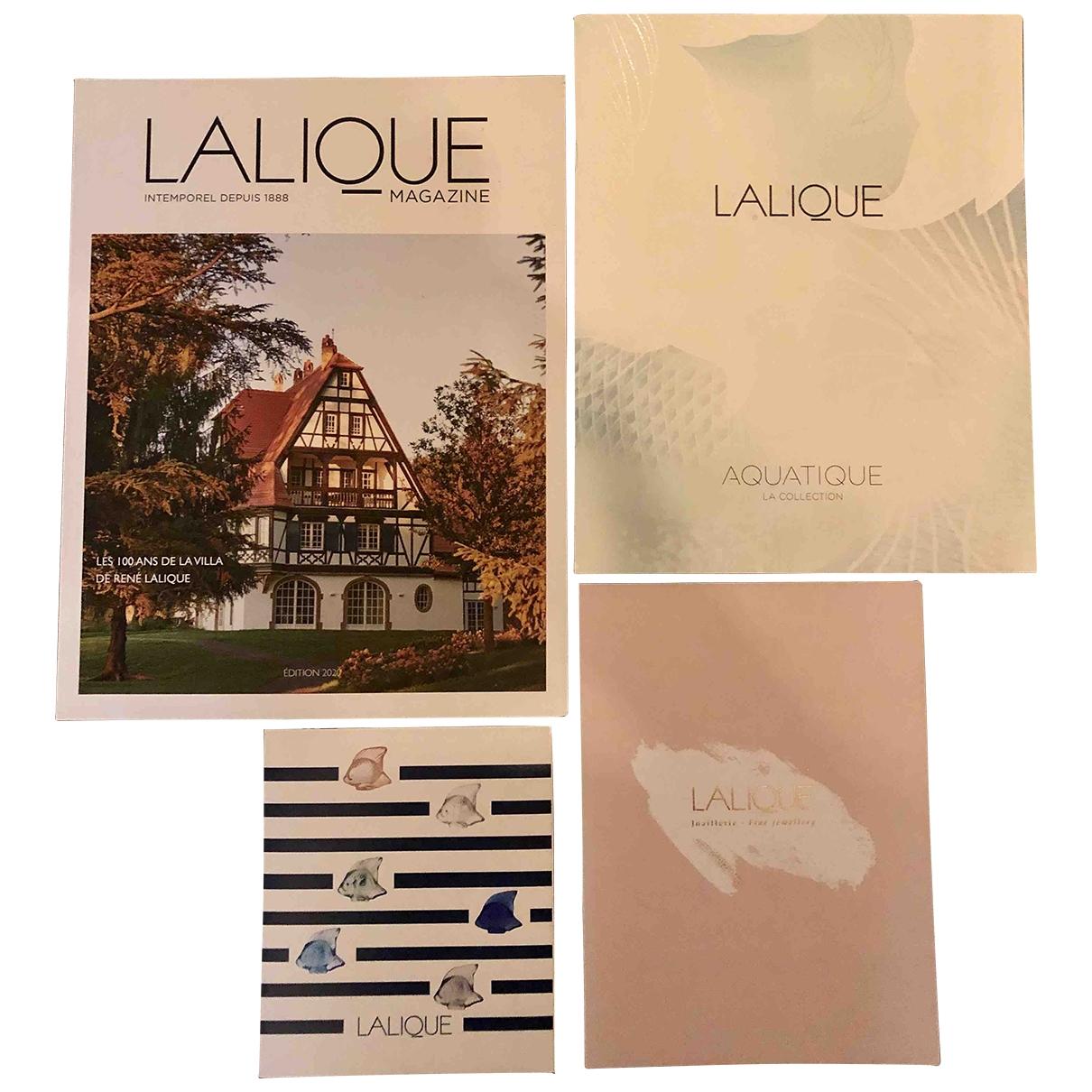 Fotografia Lalique