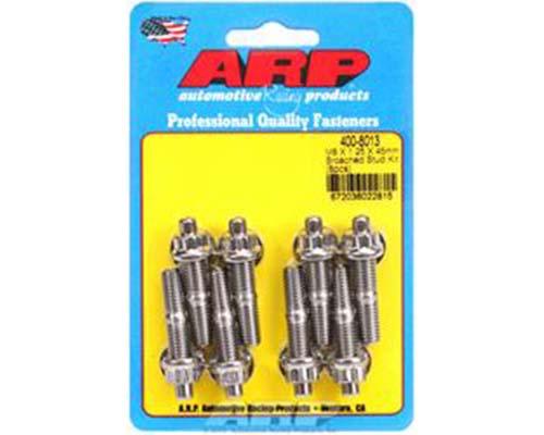 ARP M8 x 1.25 x 45mm Broached 8 Piece Stud Kit