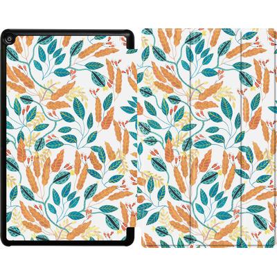 Amazon Fire HD 10 (2018) Tablet Smart Case - Wild Leaves von Iisa Monttinen