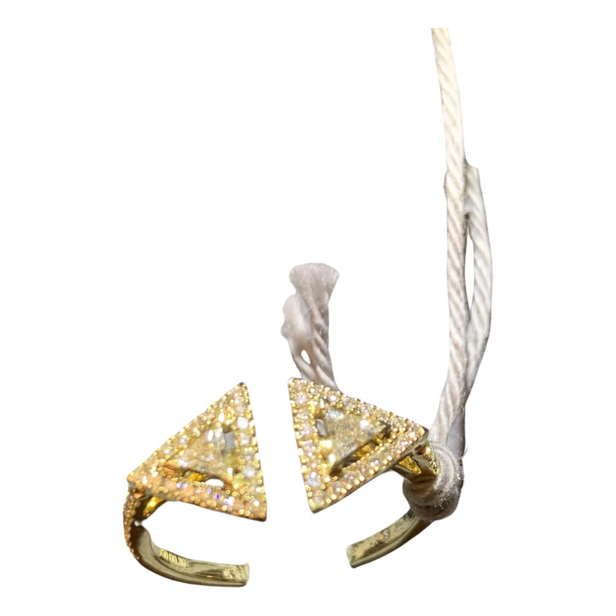 Messika - Bague Thea pour femme en or jaune - jaune