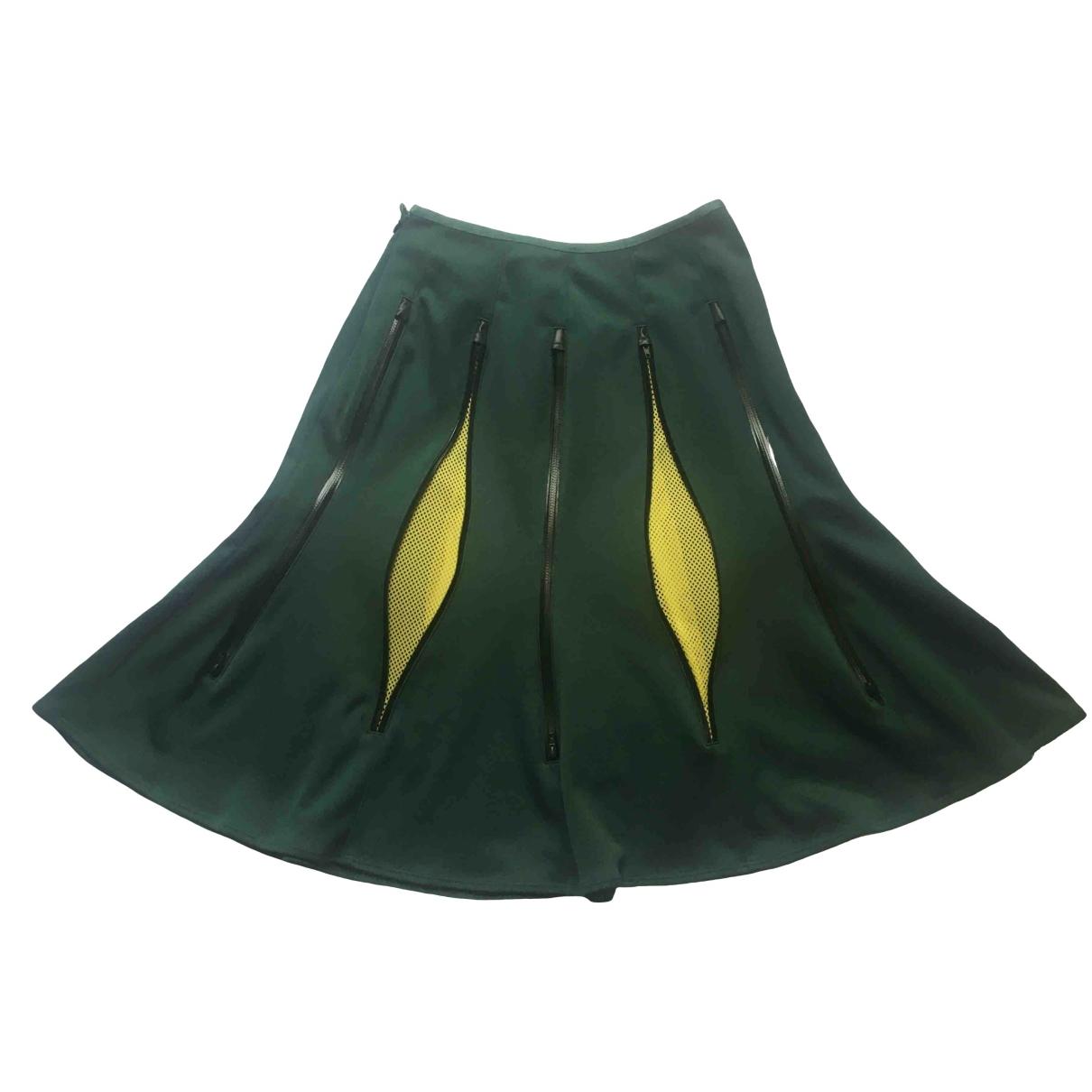 Junya Watanabe - Jupe   pour femme - vert