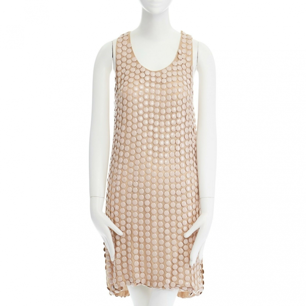 Stella Mccartney - Robe   pour femme en soie - rose