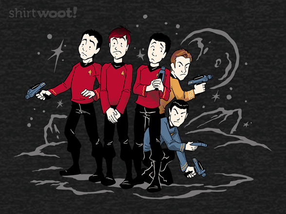 Red Shirt Shields T Shirt