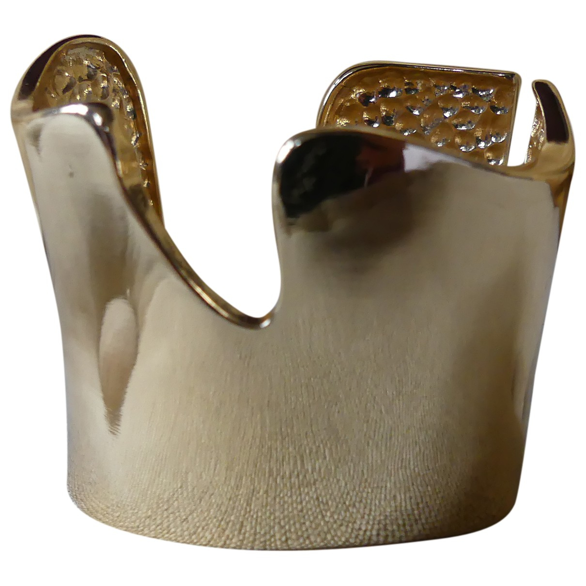 Kenneth Jay Lane \N Armband in  Gold Metall