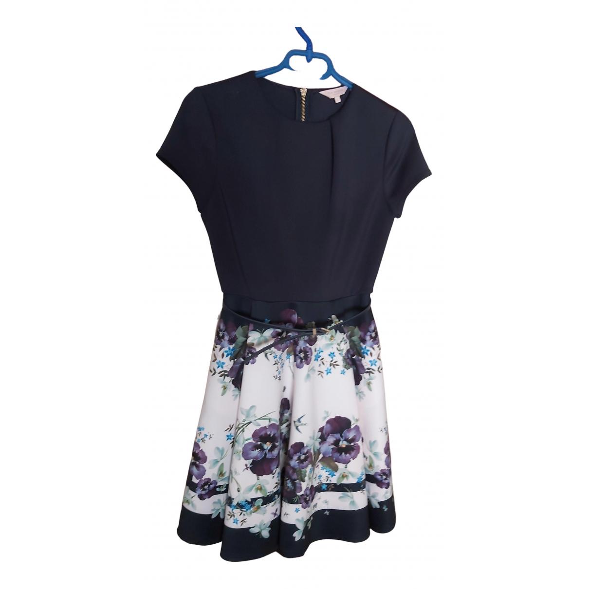 Ted Baker \N Multicolour dress for Women 2 0-5