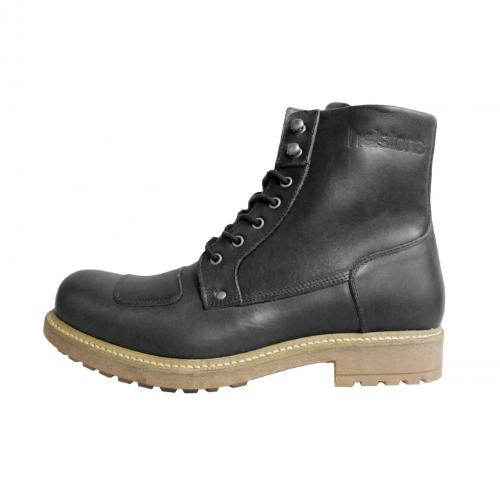Helstons Mountain Aniline Zapatos Motorista Negro 44