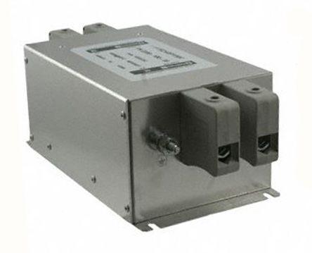Schaffner , FN2200 150A 1200 V dc DC, Screw Mount EMI Filter, Screw, Single Phase