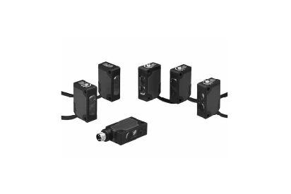 Idec SA1E Photoelectric Sensor Through Beam 20 m Detection Range PNP