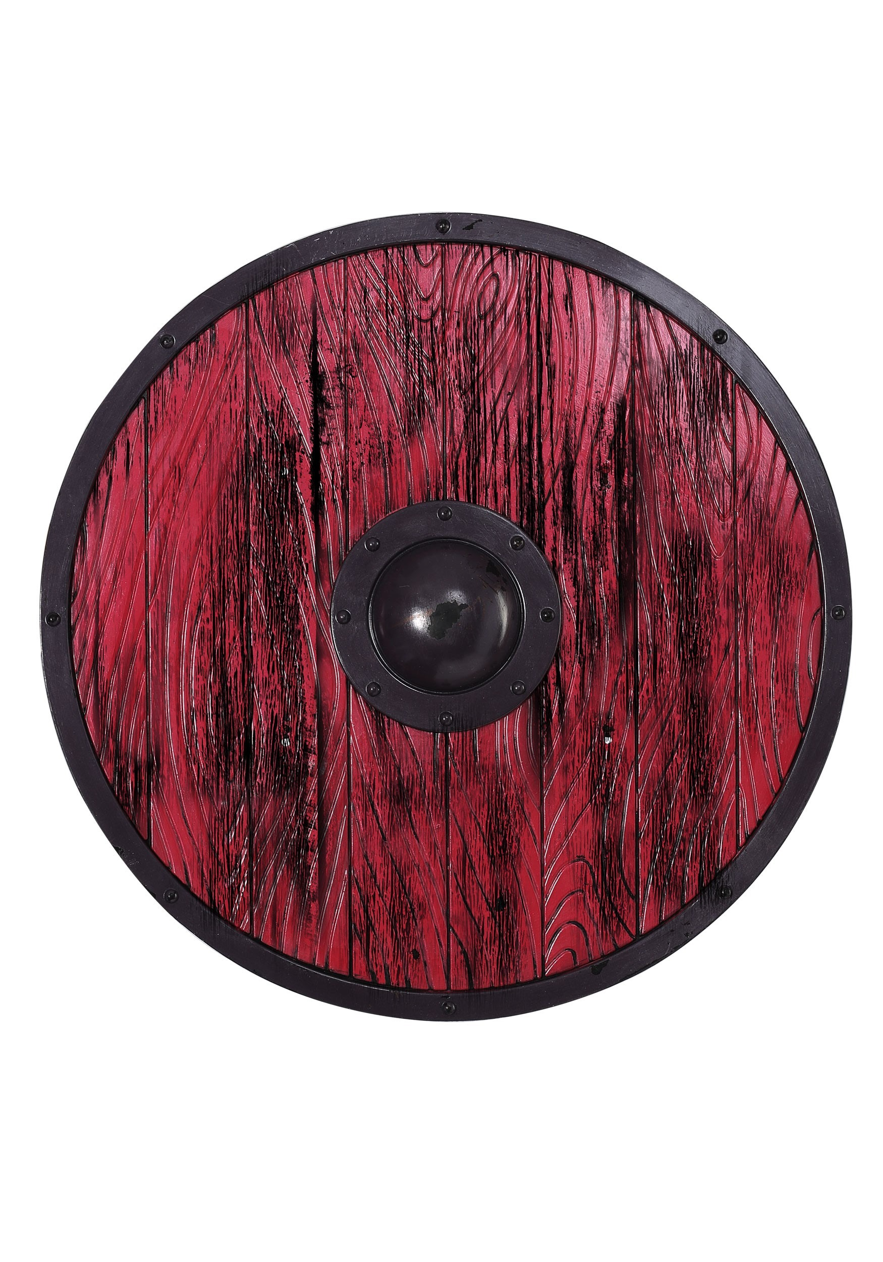 Ragnar Lothbrok Red Shield from Vikings