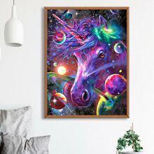 Unicorn Print DIY Diamond Painting