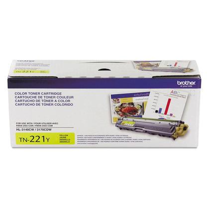 Brother DCP-9020CDN Original Yellow Toner Cartridge