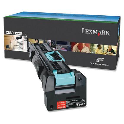 Lexmark X860H22G Original Black Photoconductor Kit