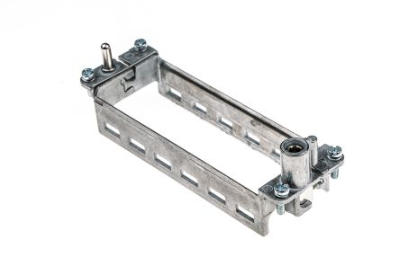 HARTING Han-Modular Series Hinged Frame, For Use With Han Modular 6 Module A-F