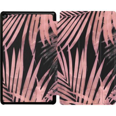 Amazon Fire HD 8 (2017) Tablet Smart Case - Delicate Jungle Art von Emanuela Carratoni
