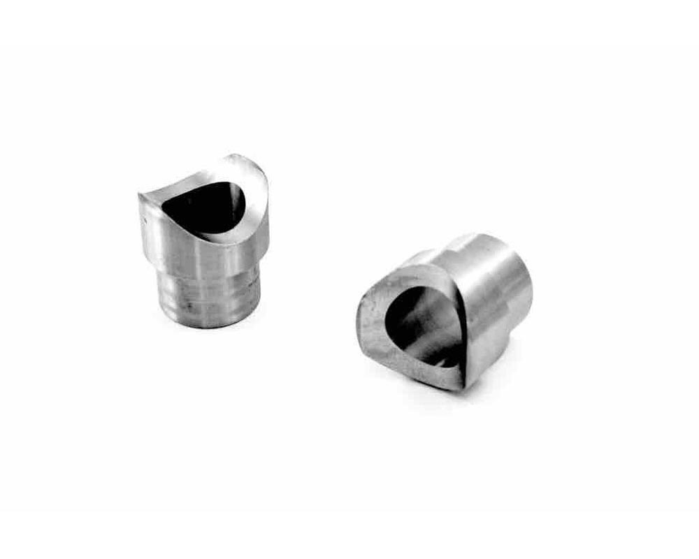 Steinjager J0031516 Fits 1.375 OD x 0.096 wall Tubing Adaptor, Coped Accepts a 2.000 diameter bushing 2 Pack
