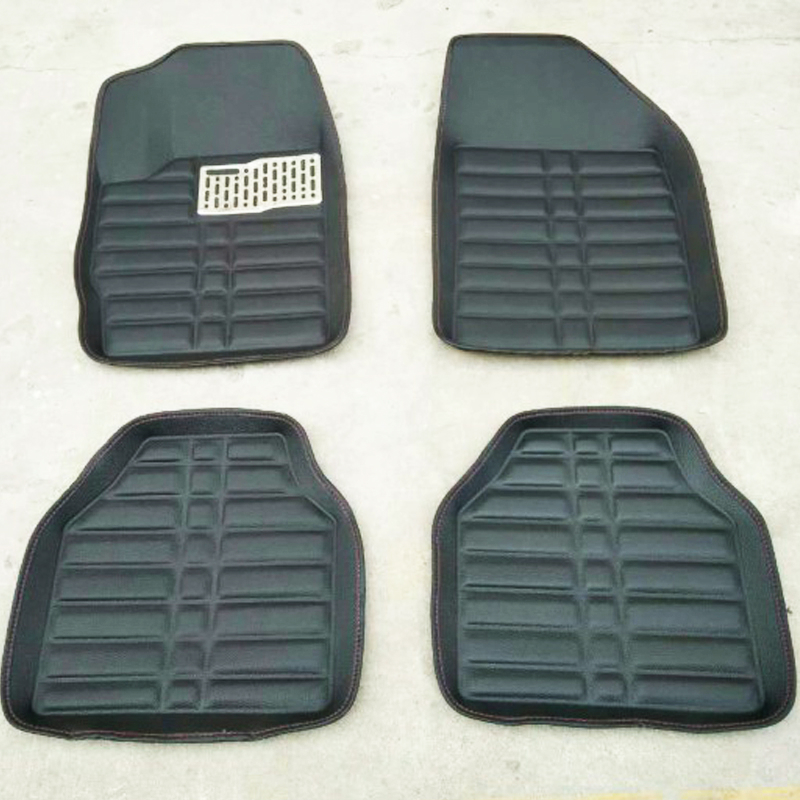 Luxury Functional Serviceable Water-proof 4-Pieces Universal Car Seat Cover