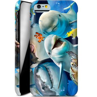 Apple iPhone 6s Smartphone Huelle - Ocean Selfie von Howard Robinson