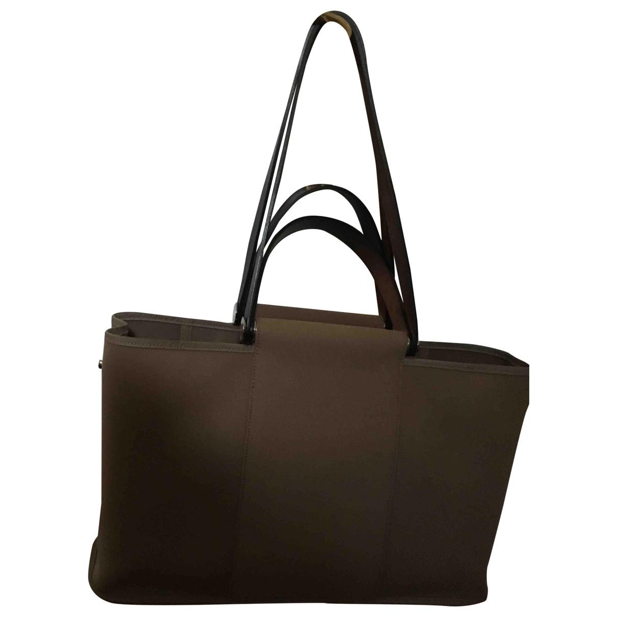 Hermès Cabag Cloth handbag for Women \N