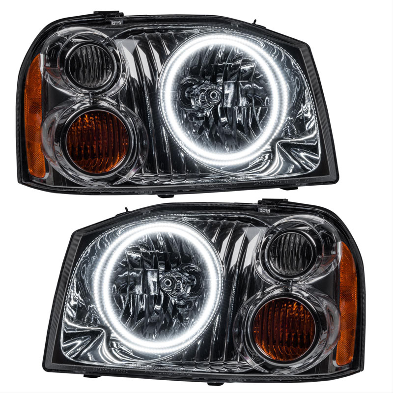 Oracle Lighting 7178-335 2001-2004 Nissan Frontier SMD HL - Dual Halo ColorSHIFT - BC1