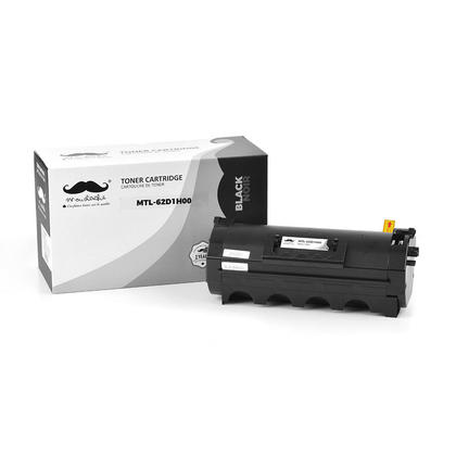 Compatible Lexmark 621H 62D1H00 Black Toner Cartridge High Yield - Moustache@