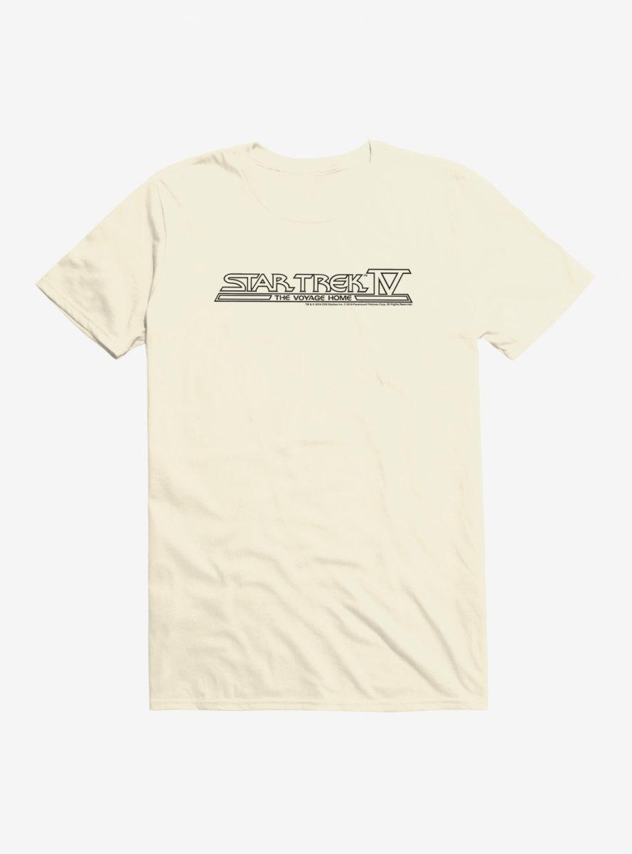 Star Trek The Voyage Home T-Shirt