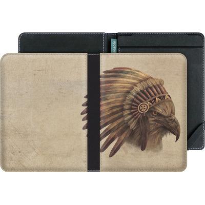 tolino vision 4 HD eBook Reader Huelle - Eagle Chief von Terry Fan