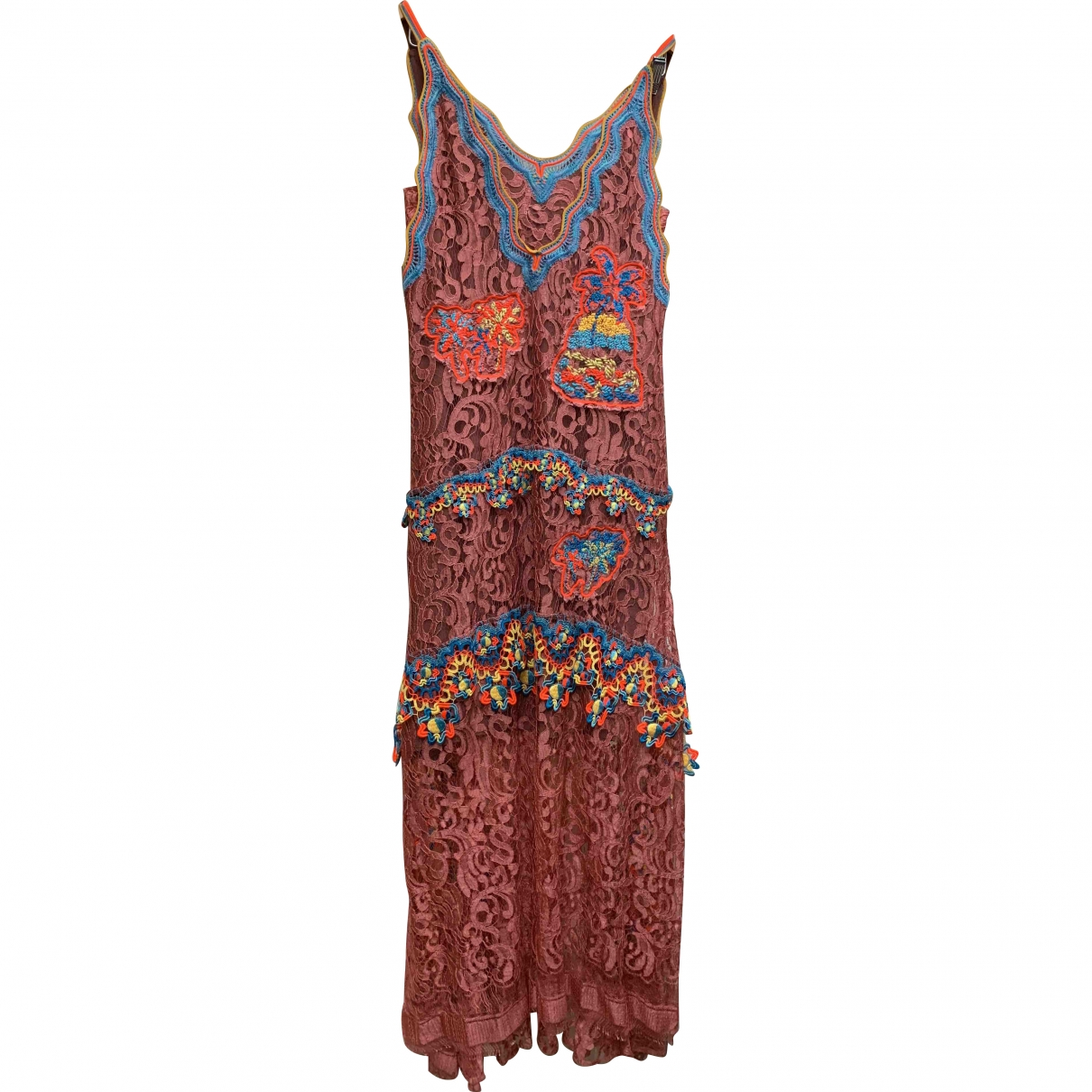 Peter Pilotto \N Multicolour dress for Women 6 UK