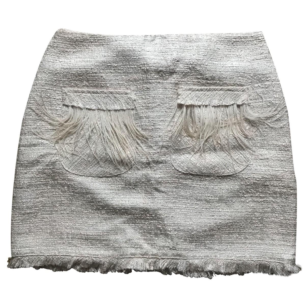 Zara \N Rocke in  Rosa Tweed