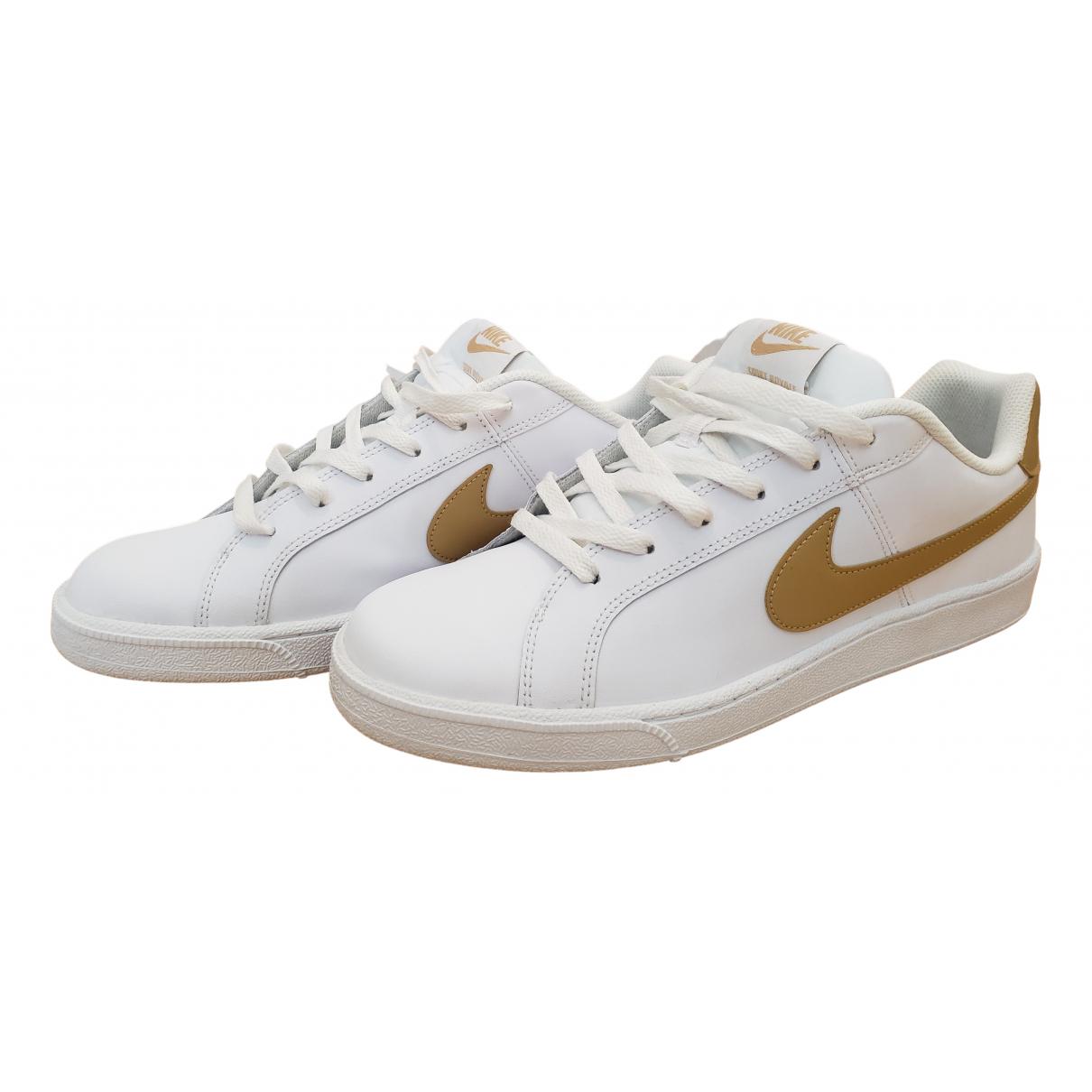 Nike - Baskets   pour homme - blanc